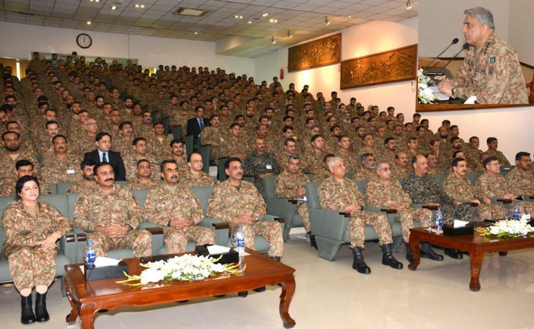 Aug 31 2019 Army Chief proud of officers & soldiers for fulfilling expectations of nation - FearlessWarriors.PK