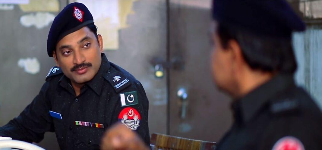 Awam Kay Sipahi - Sub Inspector Ali Jan Shaheed - FearlessWarriors.PK