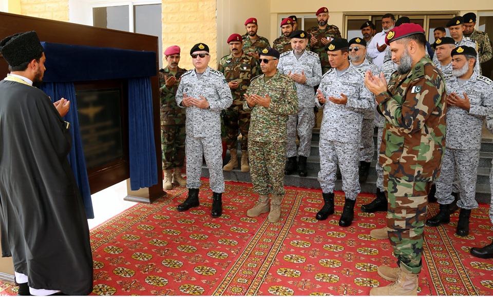 CNS Admiral Zafar inaugurates Special Services Training Centre