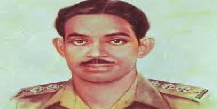 Capt Raja Muhammad Sarwar Shaheed - Nishan-i-Haider- FearlessWarriors.PK