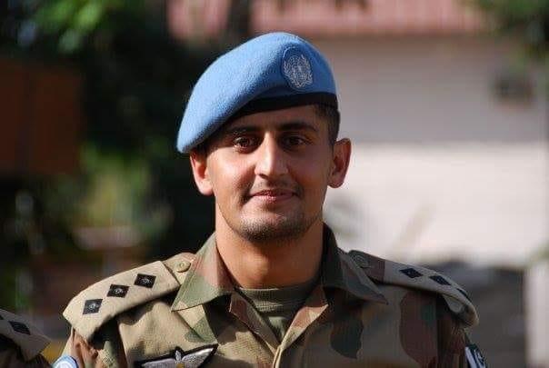 Captain Bilal Zafar Shaheed - FearlessWarriors.PK