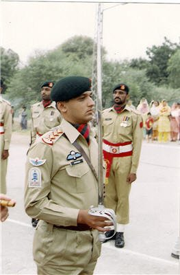 Captain Omer Zaib Afzal Shaheed 1- FearlessWarriors.PK