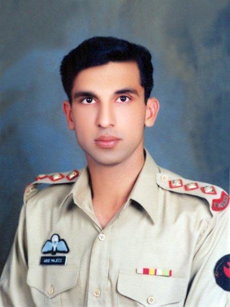 Major Abid Majeed Malik Shaheed - FearlessWarriors.PK