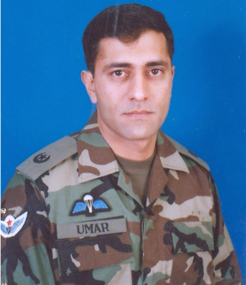 Major Umar Baig Mirza Shaheed | Earthquake Relief Operation 2005