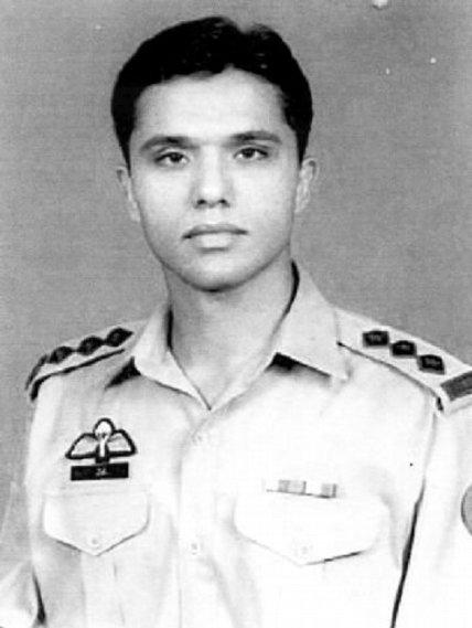 Major Zia-ul-Haque Shaheed - FearlessWarriors.PK