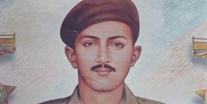 Naik Saif Ali Janjua Shaheed - Nishan-i-Haider- FearlessWarriors.PK