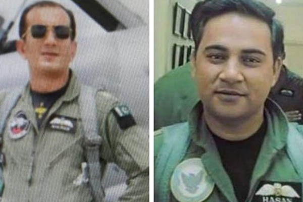 PAF pilots who shot down IAF aircrafts. The Pride of PAF and Musaf Air Base- FearlessWarriors.PK