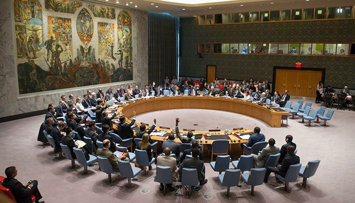 Voice of Kashmiris heard in UNSC meeting, first time in over 50 years