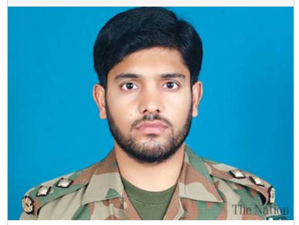 Captain Mujahid Shaheed - FearlessWarriors.PK