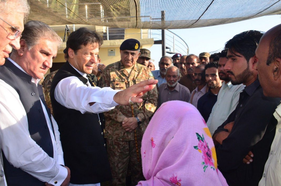 Imran Khan & Geb Bajwa visits LOC on Defence & Martyrs day 2019 - FearlessWarriors.PK