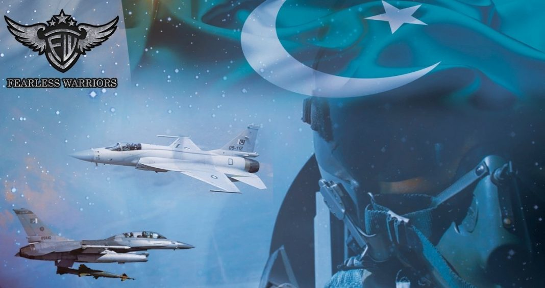 Operation Swift Retort - Feb 27th 2019 - Pakistan Air Force - FearlessWarriors.PK 2