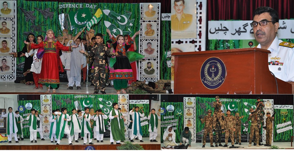 Pak Navy pays tribute to the Shuhada & Ghazis on defence day 2019 - fearlesswarriors.pk