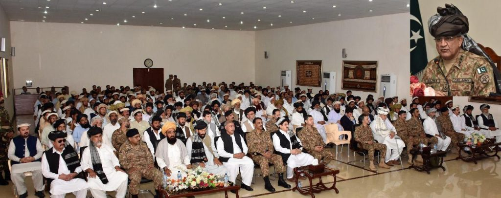 Sep 27th 2019 - Waziristan Tribal elders assured support for security forces - FearlessWarriors.PK
