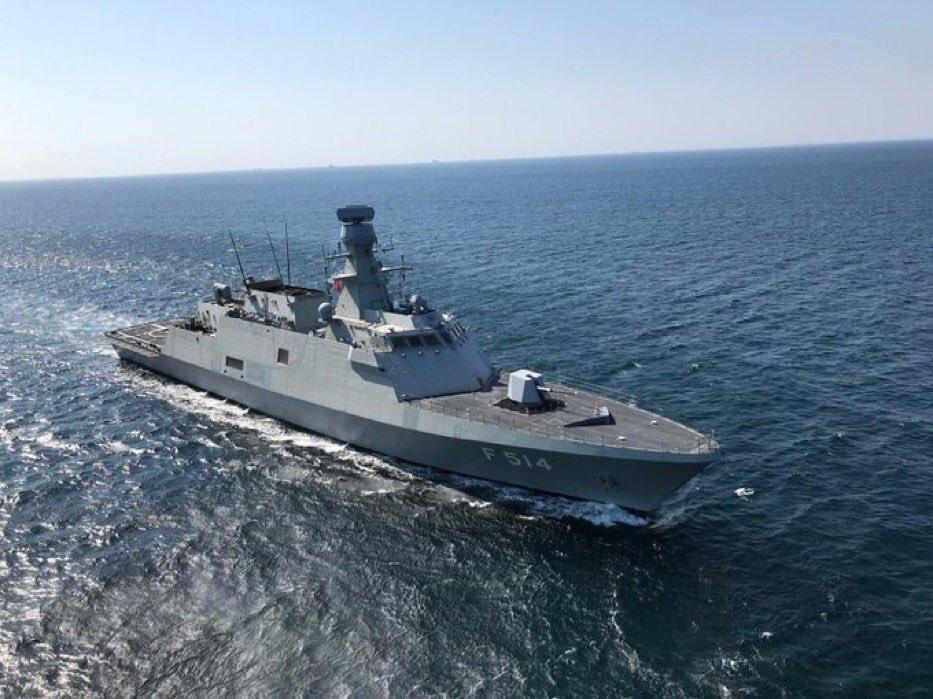 Sep 29 2019 - TCG Kınalıada to join Turkish Navy - FearlessWarriors.PK