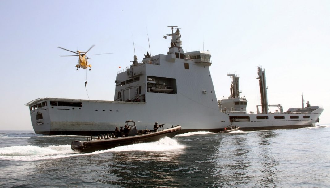 Oct 19 2019 - Pakistan & Indonesian Navy Special Forces conduct joint exercise SEA THUNDER-IV 2019 - FearlessWarriors.PK
