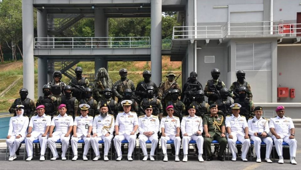 Oct 6th 2109 - Pakistan Naval Chief visited various facilities of Malaysian Navy - FearlessWarriors.PK