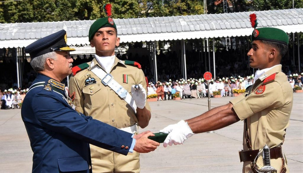 Passing out parade of 140th PMA Long Course held at PMA Kakul 2 -FearlessWarriors.PK