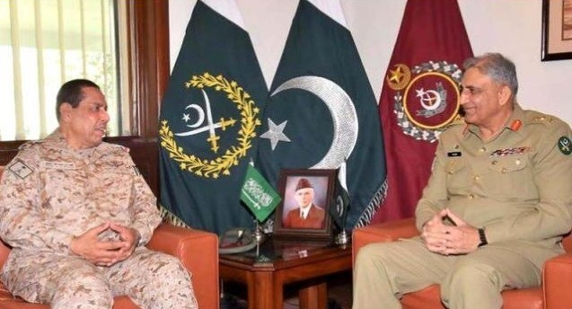 Sep 30 2019 - Pak Army ensures support to Royal Saudi Land Forces for training - FearlessWarriors.PK